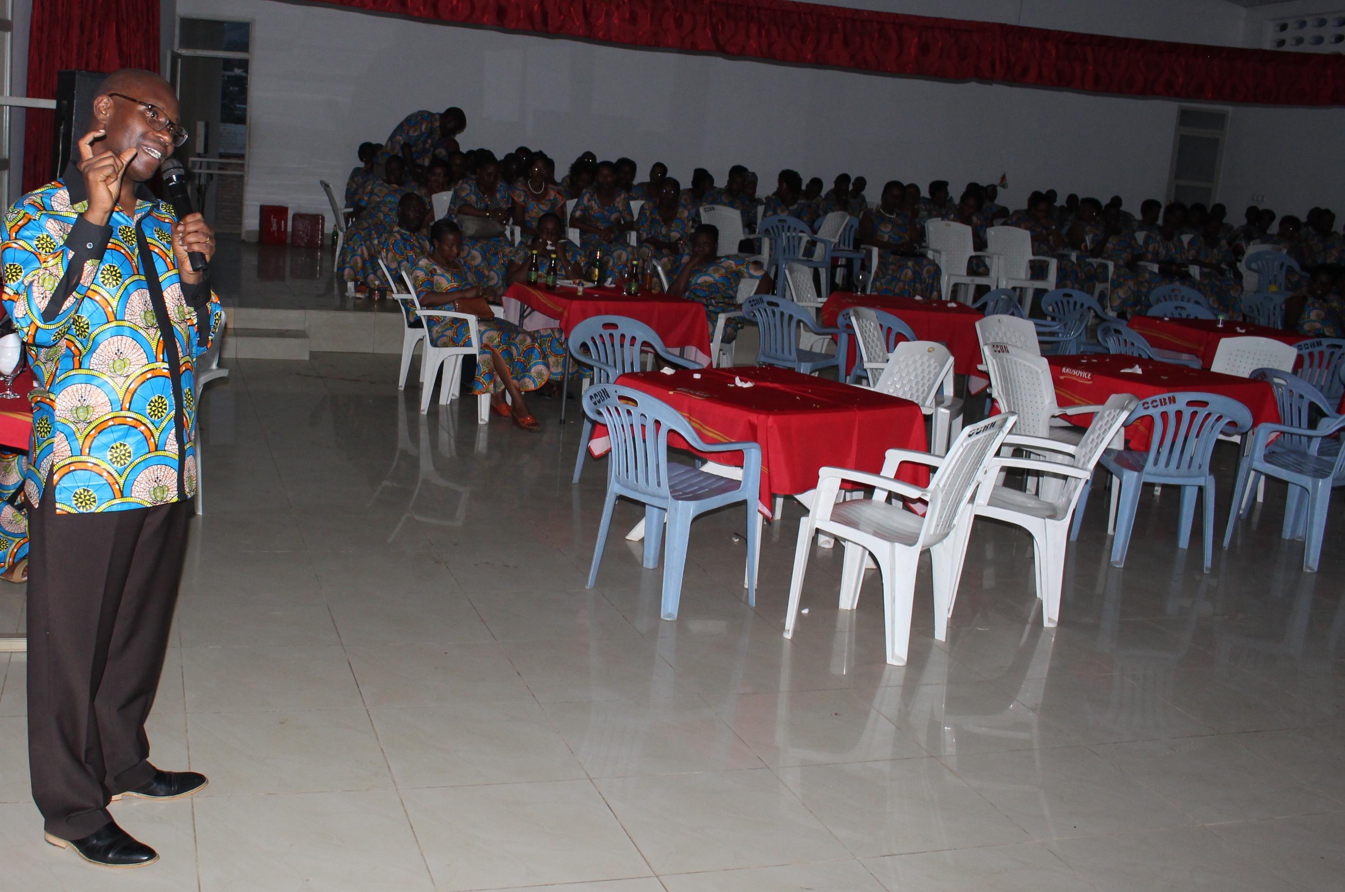 Célébration de l'indépendance du Burundi